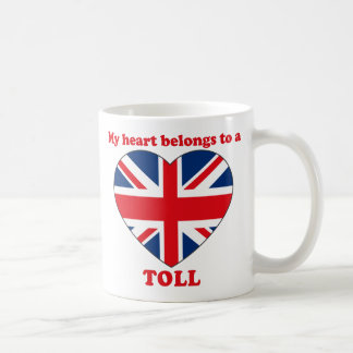 Toll Basic White Mug