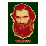 Tolstoy Poster