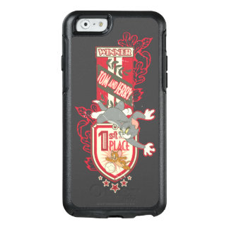 Tom and Jerry 1st Place 1 OtterBox iPhone 6/6s Case