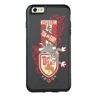 Tom and Jerry 1st Place 1 OtterBox iPhone 6/6s Plus Case