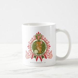 Tom and Jerry 1st Place 3 Coffee Mug