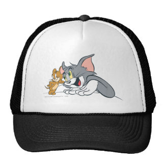 Tom and Jerry Best Buds Cap