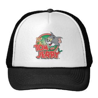 Tom and Jerry Classic Logo Trucker Hat