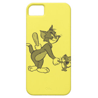 Tom And Jerry Deceitful Handshake Case For The iPhone 5