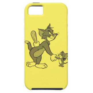 Tom And Jerry Deceitful Handshake iPhone 5 Case
