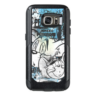 Tom and Jerry Grimey OtterBox Samsung Galaxy S7 Case