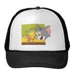 Tom and Jerry Hanna Barbera Logo Cap