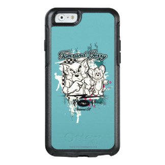 Tom and Jerry Hollywood CA OtterBox iPhone 6/6s Case