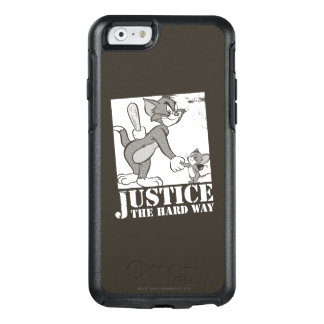 Tom And Jerry Justice the Hard Way OtterBox iPhone 6/6s Case