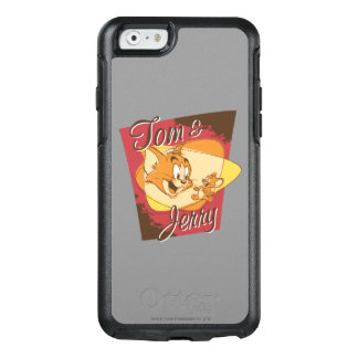 Tom and Jerry Logo 2 OtterBox iPhone 6/6s Case