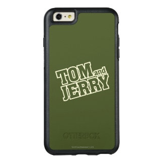 Tom and Jerry Logo 3 OtterBox iPhone 6/6s Plus Case