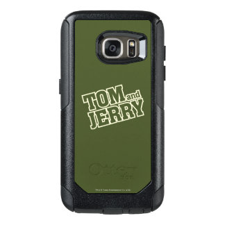 Tom and Jerry Logo 3 OtterBox Samsung Galaxy S7 Case