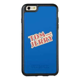 Tom and Jerry Logo OtterBox iPhone 6/6s Plus Case