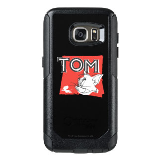 Tom and Jerry Mad Cat OtterBox Samsung Galaxy S7 Case