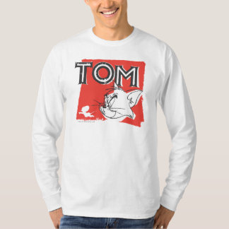 Tom and Jerry Mad Cat T Shirts