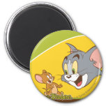 Tom And Jerry Magnet