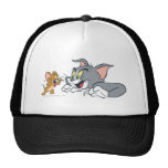 Tom and Jerry Make Faces Cap