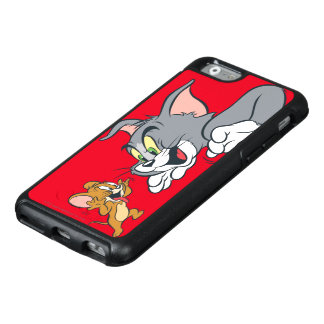 Tom and Jerry Make Faces OtterBox iPhone 6/6s Case