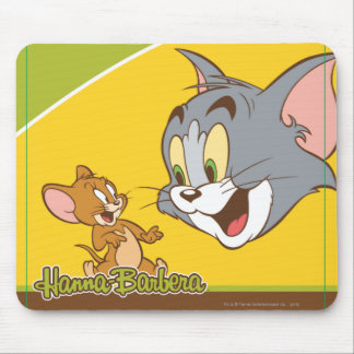 Tom And Jerry Mouse Mat