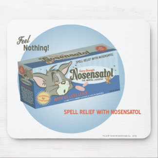 Tom and Jerry Nosensatol 2 Mouse Mat