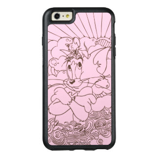 Tom and Jerry Outline OtterBox iPhone 6/6s Plus Case