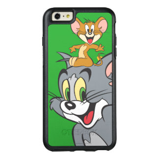 Tom and Jerry Pair OtterBox iPhone 6/6s Plus Case