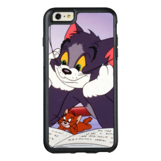 Tom And Jerry Reading Book Autographed OtterBox iPhone 6/6s Plus Case