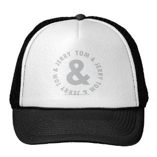 Tom and Jerry Round Logo 2 Cap