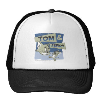 Tom and Jerry Scaredey Mouse Cap