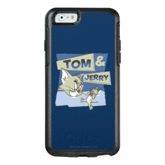 Tom and Jerry Scaredey Mouse OtterBox iPhone 6/6s Case