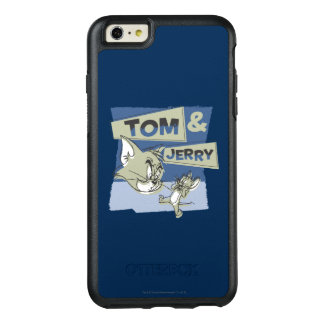 Tom and Jerry Scaredey Mouse OtterBox iPhone 6/6s Plus Case