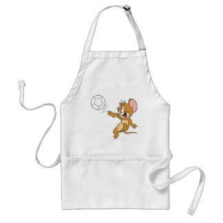 Tom and Jerry Soccer (Football) 1 Standard Apron