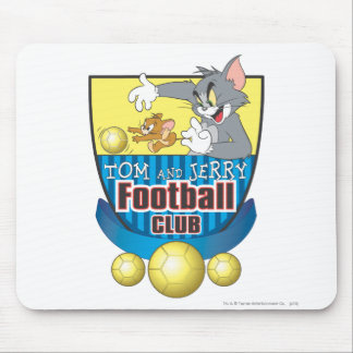 Tom and Jerry Soccer (Football) 5 Mouse Pad