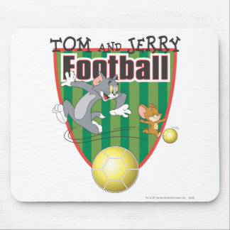 Tom and Jerry Soccer (Football) 6 Mouse Mat