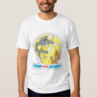 Tom and Jerry Soccer (Football) 8 T Shirts