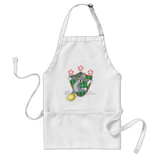Tom and Jerry Soccer (Football) 9 Standard Apron
