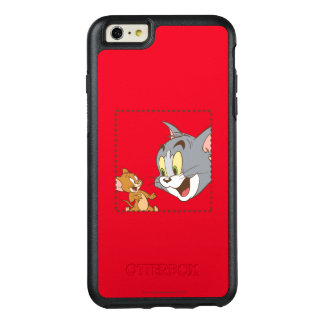 Tom and Jerry Stamp OtterBox iPhone 6/6s Plus Case