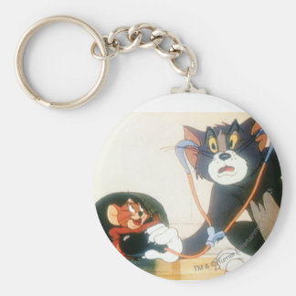 Tom And Jerry Stethescope Key Ring