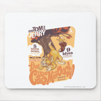 Tom and Jerry The Cats Me-Ouch Mouse Mat