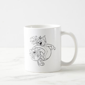 Tom And Jerry | Tom And Jerry Laughing Coffee Mug