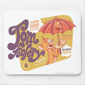 Tom and Jerry Tom Foolery Mouse Pad