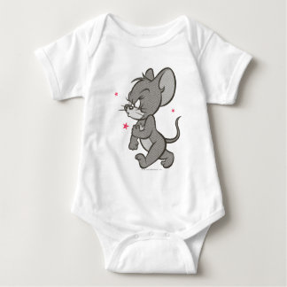 Tom and Jerry Tough Mouse 1 Baby Bodysuit