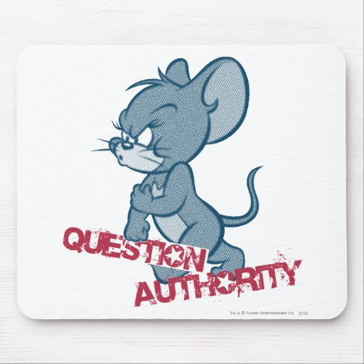 Tom and Jerry Tough Mouse 2 Mousepads
