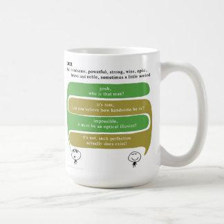 tom basic white mug