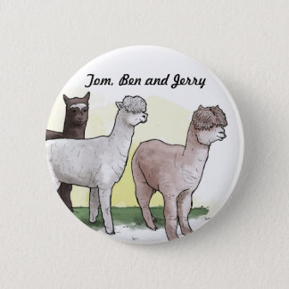 Tom, Ben and Jerry badge