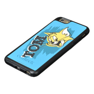 Tom Blue and Yellow Logo OtterBox iPhone 6/6s Plus Case