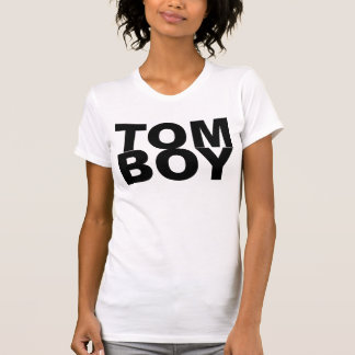 TOM BOY SHIRT