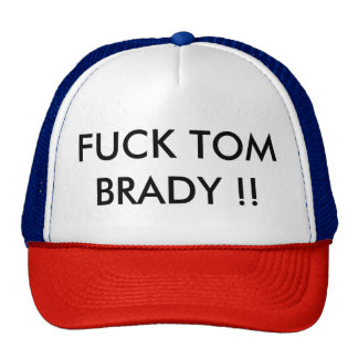 TOM BRADY HATER HAT