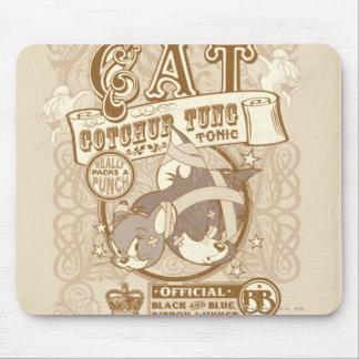 Tom Cat Gotchur Tung Tonic Mousepads
