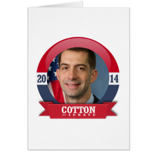 TOM COTTON CAMPAIGN CARDS